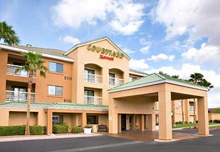 Courtyard by Marriott - Green Valley (Henderson) Entrance