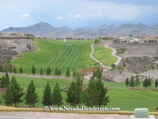 Fairway at Rio Secco Golf Course